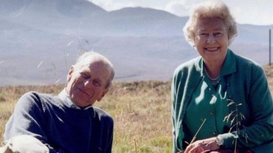 How does Queen celebrate her birthday and what will change after Prince Philip's death?