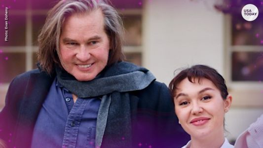 Val Kilmer on his health, new movie with daughter Mercedes, 'Top Gun' and Tom Cruise