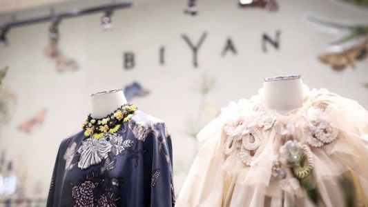 Indonesian designer Biyan on his new pop-up and special Bangkok collection