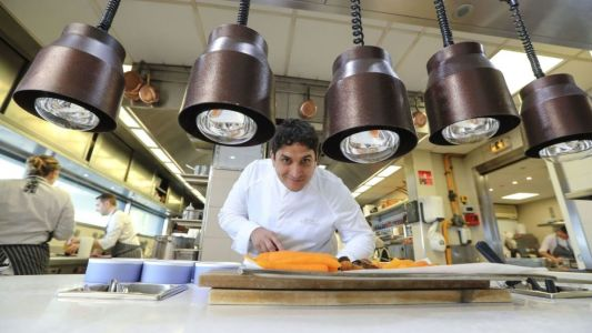 A French restaurant wins world's best restaurant award for the first time