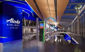Alaska Airlines Partners with NHL Seattle Franchise