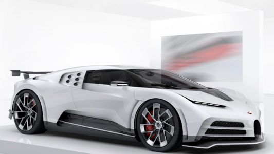 Bugatti's $11M Centodieci, BMW 3 Series and more in this August Auto Roundup
