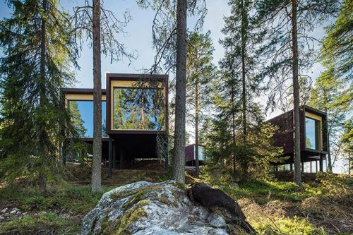 Tradition, Comfort and Luxury Await at The Arctic TreeHouse Hotel