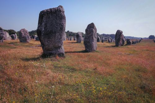 Featured Destination: Stones of Carnac, France