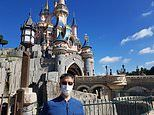 Coronavirus-ready Disneyland Paris ahead of 15 July opening