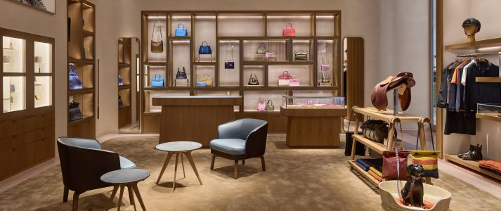 Hermès Officially Opens In Aventura Mall
