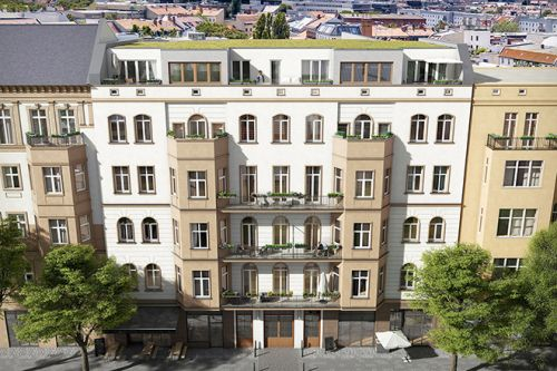 The Torstrasse Condominium is a Pinnacle of Luxury in Germany's First City