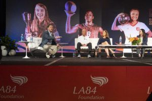 LA84 Event Looks Forward to Continuing Legacy Work