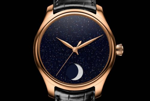 H. Moser & Cie's new Endeavour Perpetual Moon is accurate to 1027 years