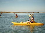 Go into action with an Algarve autumn - the perfect time for a family activity trip