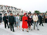 Fascinating images capture 40 years of change in China