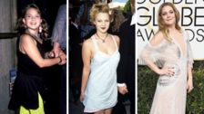 60 Photos Of Drew Barrymore's Grunge-To-Glam Style Transformation