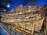 Dame Judi Dench brings Mary Rose's history to history to life at a new exhibition in Portsmouth