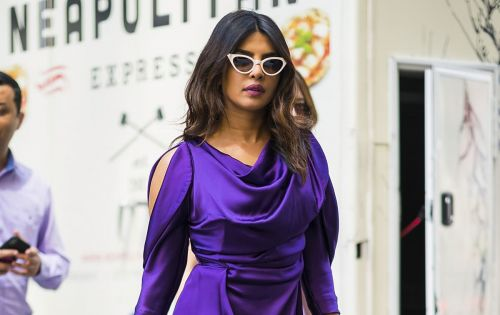 Great Outfits in Fashion History: Priyanka Chopra Epitomizing Daytime Glamour