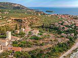 Why writer HARRY MOUNT is dreaming of Kardamyli in Greece during lockdown