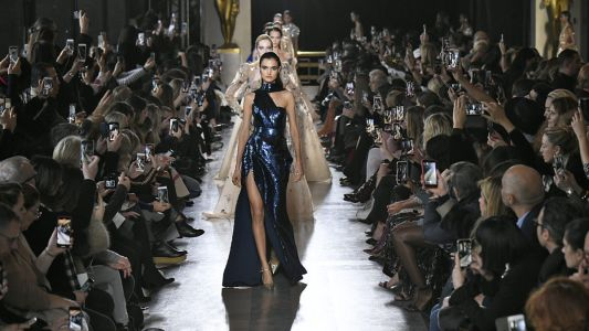From Valentino's diverse line-up to Balmain's return to couture: Highlights from Paris Couture Week day 3