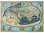 The fascinating maps in new book Terra Incognita that will change how you see the world