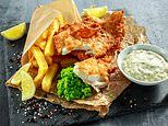 Britons' top takeaway choices during lockdown 3.0 revealed - and it's fish and chips that's No1