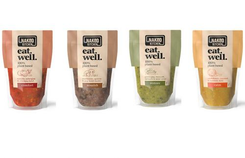 Be in to win one of four Naked Kitchen Eat Well prize packs, valued at $48 each