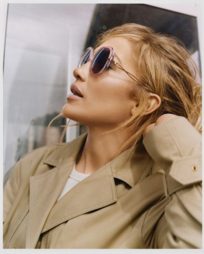 J.Lo Is Blonder Than Ever In Her New Coach Sunglass Campaign