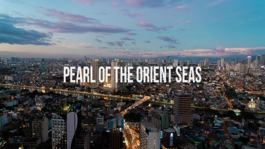 Pearl of the Orient Seas - Philippines
