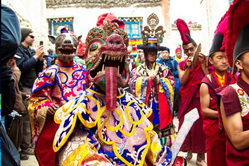 2020's top new festival trips: Papua New Guinea, Tibet and beyond