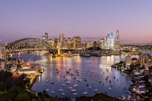 One Sydney Harbour unveils Skyhomes penthouses