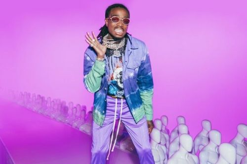 BoohooMAN Launch Collaboration with Rapper Quavo