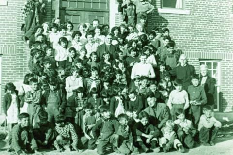 Not as envisioned: Gordon's Indian Residential School