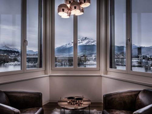 Le Bijou Hotel Switzerland Provides a Luxuriously Customizable Quarantine Package to Hide from Coronavirus