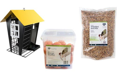Be in to win one of two bird-lover prize packs from Topflite, valued at $85 each