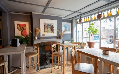 Limetree Kitchen, Lewes, restaurant review: easygoing, warm. and a bit millennial