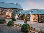 Best Christmas cottages in the UK:You've got five days. so head for the hills!
