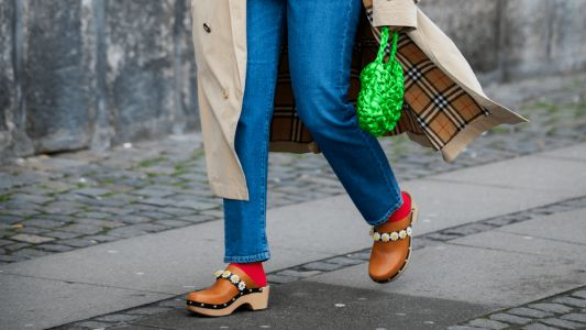 13 Clog-And-Cardigan Pairings to Bookmark for Spring