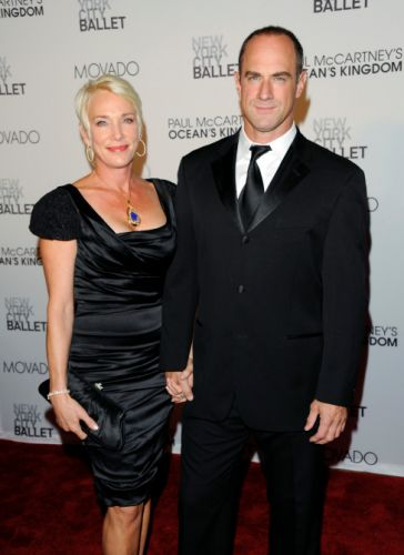 Christopher Meloni's Wife Also Works in Hollywood-Here's the Sweet Story of How They Met