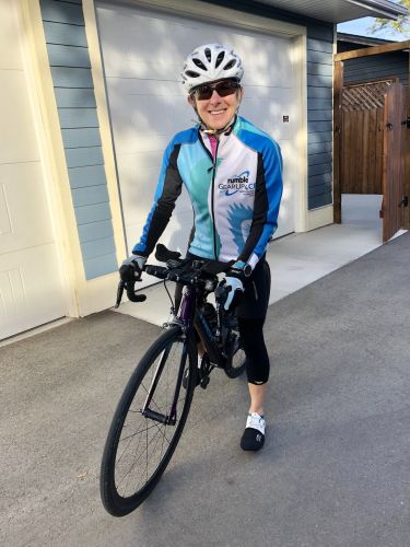 I Never Thought I Was An Athlete. Then I Retired-And Started Winning Triathlons