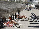 Holiday booking blitz: Britons race to secure trips to popular spots like Costa Del Sol and Menorca
