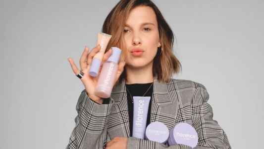 Millie Bobby Brown launches own beauty brand, Florence by Mills