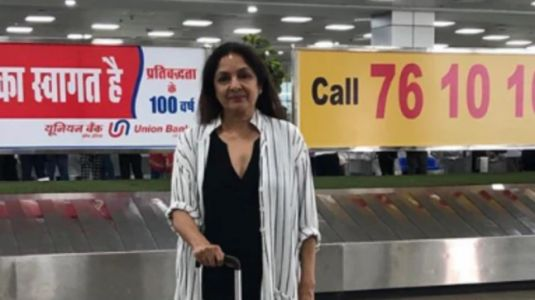 Neena Gupta is all set for India vs Pakistan World Cup match, requests director to wrap up early
