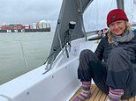 MailOnline sails by yacht from Dover to Dunkirk across the world's busiest shipping lane