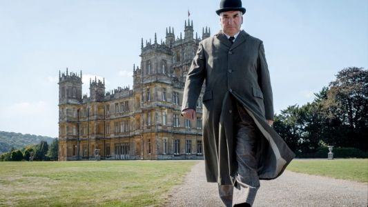 Hold your tea. The Downton Abbey movie hits theatres this weekend