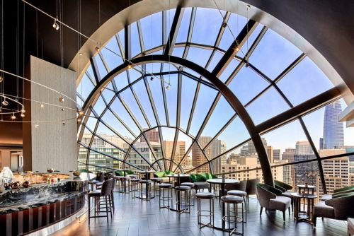 San Francisco Marriott Marquis Invites Guests To Let Their Minds Travel As It Reveals Refreshed Design