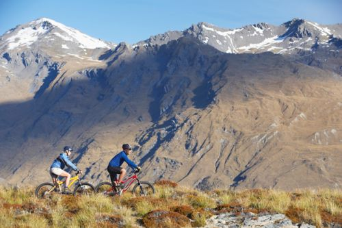Be a tourist in your own backyard and cycle across the South Island with the Great Kiwi Escape