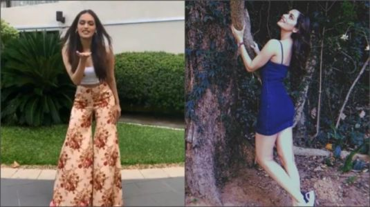 Manushi Chhillar stuns Sri Lanka in vintage outfits. Instagram is impressed