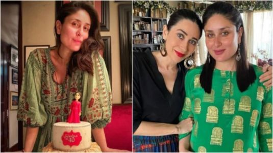 The best of Kareena Kapoor's pregnancy fashion, from kaftans to tunics. On Fashion Friday