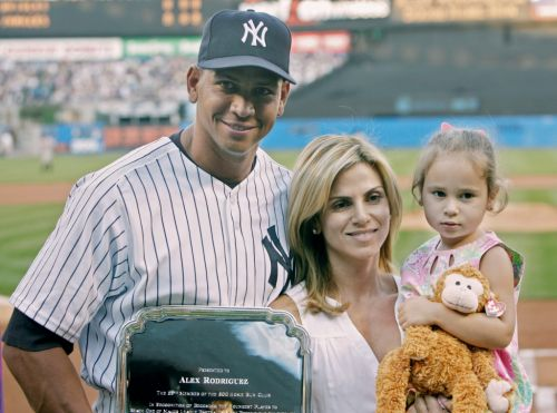 Here's What Alex Rodriguez's Ex-Wife Thinks of His Engagement to Jennifer Lopez