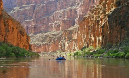 Motors or Muscles? Journey through Arizona's Grand Canyon