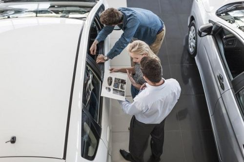 Things to Look Out for When Buying a Car
