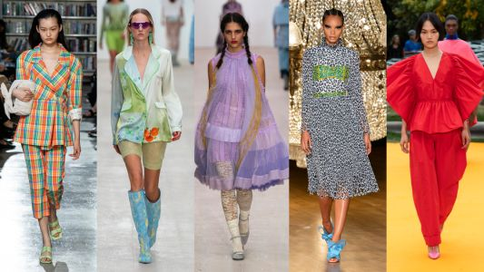 7 Top Trends From the London Spring 2020 Runways