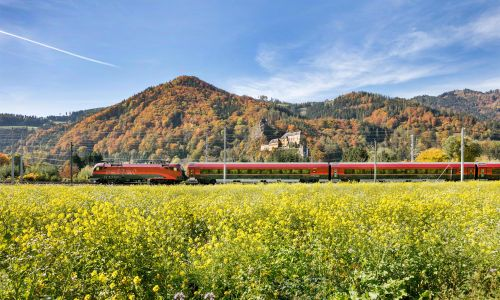 5 incredible places in Austria you can easily reach by train
